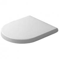 Сиденье с крышкой Duravit Starck 3 Big Toilet 0067790000