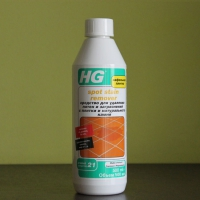 Средство для удаления пятен и загрязнений с плитки и натурального камня HG 166050161 500 мл