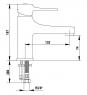 Смеситель для умывальника ECA Caro М 850 102108892