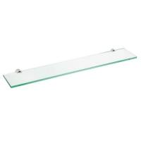 Полочка стеклянная Bemeta Alfa 102402242