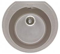 Мойка кухонная Fancy Marble Tuluza 107050007 песочная