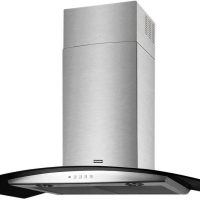 Вытяжка кухонная Franke Glass Soft FGC 625 BK/XS LED 110.0389.115