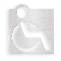 """Табличка """"Туалет для инвалидов"""" Bemeta Hotel Equipment 111022025"""