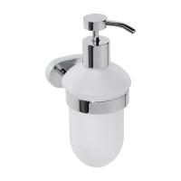 Дозатор жидкого мыла Bemeta Oval 118409011