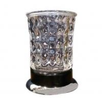 Стакан для зубных щеток Kugu Versace Freestand Glass 250C&B