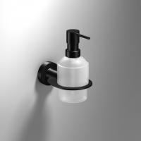 Дозатор жидкого мыла Sonia TechnoProjekt Black 166244