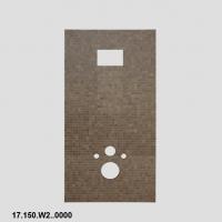 Декоративная панель Sanit 17.150 для бачка унитаза