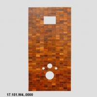 Декоративная панель Sanit 17.151 для бачка унитаза