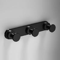 Крючок тройной Sonia TechnoProjekt Black 176762