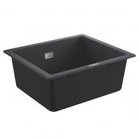 Мойка кухонная Grohe K700U Granite Black 31654AP0