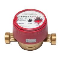 Счетчик горячей воды BMeters со штуцерами GSD8-I ½ R100 L=110 мм