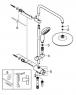Душевая система Grohe New Tempesta 210 26381001