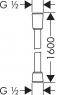 Шланг Hansgrohe Isiflex 28276810 160 см