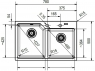 Мойка кухонная Franke Urban UBG 620-78 114.0574.972