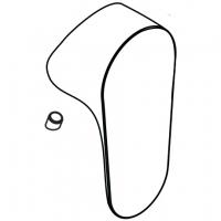 Ручка смесителя Axor Citterio M 34096000