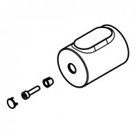 Ручка смесителя Axor Citterio M 34098000