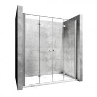 Дверь душевая Rea Double My Space 9335560992 160 см