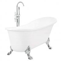 Ванна акриловая Rea Brasso REA-W5633 160х70 см