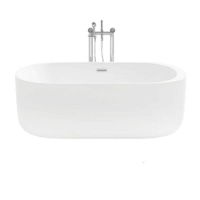Ванна акриловая Rea Molto REA-W0902 170x80 см