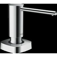 Дозатор Hansgrohe 40468000 для мыла/лосьона