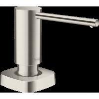 Дозатор Hansgrohe 40468800 для мыла/лосьона