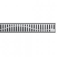 Решетка для душевого трапа ACO ShowerDrain C-line Волна 408562