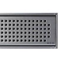 Решетка для душевого трапа ACO ShowerDrain C-line Квадрат 408569
