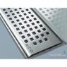 Решетка для душевого трапа ACO ShowerDrain C-line Квадрат 408566