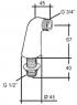 Крепление для смесителя Gustavsberg 41634525