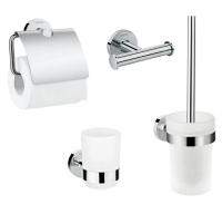 Набор аксессуаров Hansgrohe Logis 41723444 для ванны