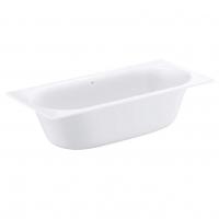 Ванна металлическая Grohe Essence 3962000H с EasyClean 180х80 см