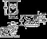 Комплект 5 в 1 унитаз подвесной Villeroy&Boch O.novo DirectFlush 5660HR01 с комплектом TECEbase kit 4в1 9400005