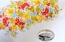 Умывальник Fancy Marble Mona 0304101 с петриковской росписью 1