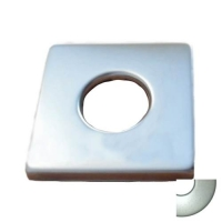 Розетка для санитарной арматуры Schlosser Square 606000072
