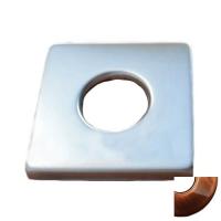 Розетка для санитарной арматуры Schlosser Square 606000074