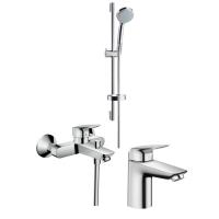 Набор смесителей Hansgrohe Logis WAP для ванны 71400111
