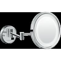 Зеркало Hansgrohe Logis Universal 73560000 со светодиодной подсветкой