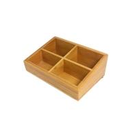 Бамбуковый лоток-поднос для чайных саше JVD 866763