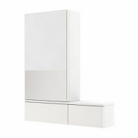 Зеркальный шкаф Kolo Nova Pro 88432000 левый