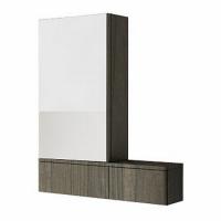 Зеркальный шкаф Kolo Nova Pro 88441000 левый