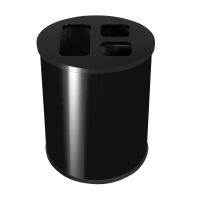 Корзина для сортировки мусора JVD 8991080 40 л