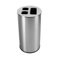 Корзина для сортировки мусора JVD 8991081 60 л