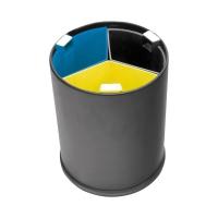 Корзина для сортировки мусора JVD 8991086 13 л