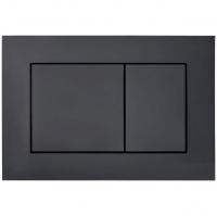 Смывная клавиша Tece TECEnow Black 9240403