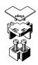 Угловой соединительный элемент Viega Advantix Vario 711771