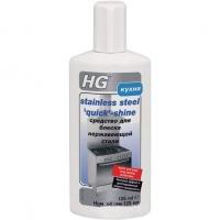 Средство для блеска нержавеющей стали HG 482012161 125 мл