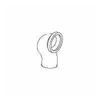 Набор для вертикального отвода типа Р Kolo Ego By Antonio Citterio A41962099
