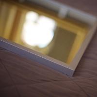 Рама алюминиевая J-mirror Alu 001