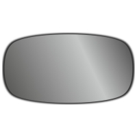 Зеркало J-mirror Astrid 45x82 см амбилайт