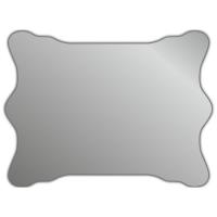 Зеркало J-mirror Brigida 57x50 см с линзой